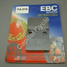EBC Brake Pad Front Rear R100 R90 R80 R75 R60 R50 Airheads Double Sintered