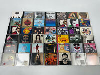 CD Sammlung Rock Alben 42 Stück - Björk Mando Diao ACDC Mick Jagger Queen