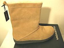 Stivaletti donna VAGABOND nuovi scarponcini invernali stivali vera pelle 41