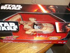 Star Wars Landspeeder Remote Control Air Hogs Toy RC New