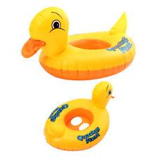 GRANDE ANATRA Gonfiabili Swim Ring-bambini spiaggia & piscina galleggiante barca paddle