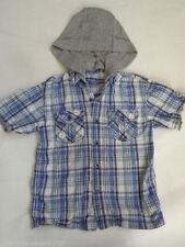 Markenlose karierte Jungen-T-Shirts & -Polos