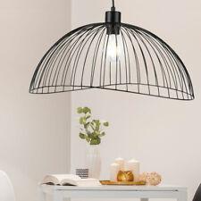 Industrie Käfig Decken Hänge Strahler Beton Wohn Zimmer Retro Stil Pendel Lampe