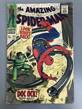 Amazing Spider-Man #53 Silver Age 1967 VG