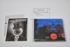 The Residents Wormwood Live 1999 CD No scratches #805/1200