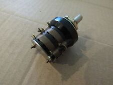 Grayhill Rotary Switch 6540 Used