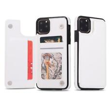 New iPhone 11 / Pro / Max Case Cover Leather Magnetic Wallet Kickstand for Apple
