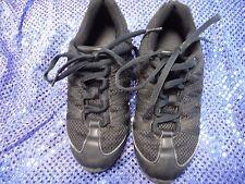 Girls size 6 hip hop jazz dance shoes Bloch sneaker black laces