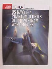 Osprey Combat Aircraft 116: US Navy F-4 Phantom II Units of the Vietnam War 1964