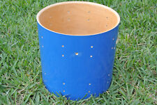 "70s/80s LUDWIG 14"" BLUE CORTEX TOM SHELL for YOUR CLASSIC SERIES DRUM SET! #B119"