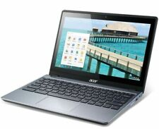 "Acer Chromebook C720P-2625 11.6"" Touchscreen Laptop 1.4GHz 4GB RAM 16GB SSD"