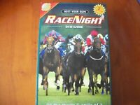 HOST YOUR OWN RACE NIGHT DVD GAME - GAME DVD STILL SEALED FREE P&P