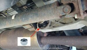 4165158010 For TOYOTA 2003 Sienna AWD MCL25 Rear Differential Mount Bushing