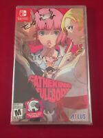 Catherine: Full Body Edition (Nintendo Switch, 2020) BRAND NEW! FACTORY SEALED!