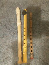 Toy Flute And Recorders