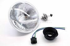 New Glass Headlight H4 Upgrade Many Honda CX CB GL 500-1100 Lamp (See Notes)#L73