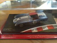 "DIE CAST "" FERRARI 250 TESTA ROSSA 24H LE MANS 1958 N° 19 "" FERRARI RACING 1/43"
