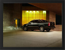 2013 CADILLAC ESCALADE NEW A3 FRAMED PHOTOGRAPHIC PRINT POSTER