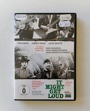 It might get loud (2010) - DVD - Musikfilm von Davis Guggenheim - gut