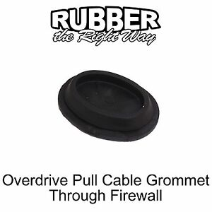 1958 Edsel Overdrive Pull Cable Grommet