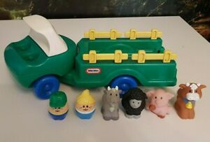 Little Tikes Toddle Tots Farm Truck