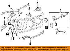 GM OEM Front Door-Lock Latch Kit 16634794
