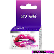 EVREE Sugar Lips Peeling Scrub Wild Strawberry Lip Care 10g ER008