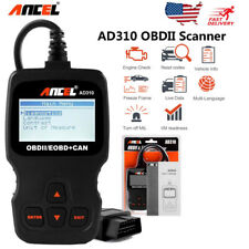 Automative OBDII Code Reader Scanner Check Car Engine Fault Diagnostic Scan Tool