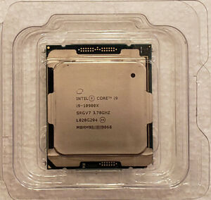 Intel Core i9-10900X 10-Core LGA 2066 165W OEM/TRAY DESKTOP CPU DAMAGED WORKING