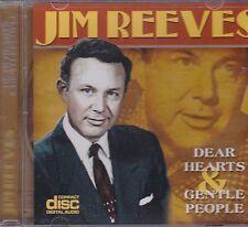 JIM REEVES - DEAR HEARTS & GENTLE PEOPLE - CD - NEW  -