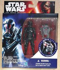 First Order TIE Pilot Elite Armor Up Force Awakens Star Wars Mint In Box MIB!