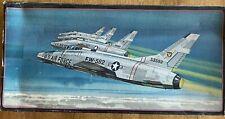 AMT North American F-100D Super Sabre - 1/72 Scale