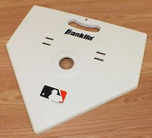 Genuine Franklin Sports Home Base Replacement Piece For Teeball Starter Set Only