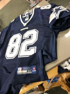 Dallas Cowboys   PLAYER   STICHED Jason Witten navy authentic REEBOK JERSEY MEN