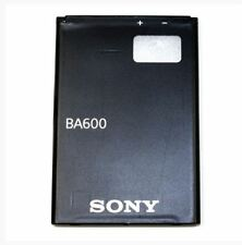 Batterie d'origine SONY BA600 - Xperia U / 1290 mAh