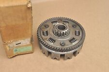 NOS New Yamaha 1976 DT250 DT400 Clutch Primary Driven Gear Basket Assembly