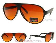 MATTE BLACK BlueBlocker Designer Sunglasses 62mm men classic original retro