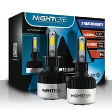 H3 NIGHTEYE LED KIT 72W 9000LM XENON WHITE HEADLIGHT FOGLIGHT BMW VW SEAT ASTRA