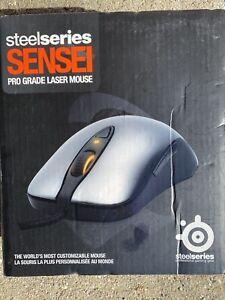 SteelSeries Sensei Gaming Mouse Grey X Open Box