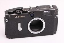 Canon P Sucherkamera schwarz / Canon P Rangefinder camera black paint