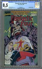 Fantastic Four Annual #23 (Marvel, 1990)  CGC 8.5, KEY First Ahab!