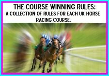 """The """"COURSE WINNER"""" Horse Racing System: 1352 Winners 