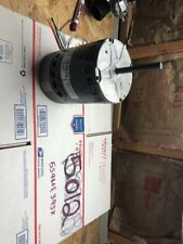 Genteq X-13 variable speed motor. 1 HP 230 volt CCW lead end.  5SME39SX3008a