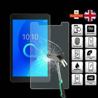 For Alcatel 3T 8 - Tablet Tempered Glass Screen Protector Cover