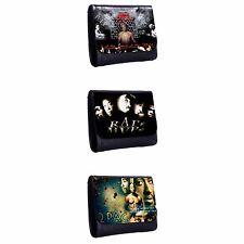 2pac New Tri-Fold Wallet w/ Button Pocket