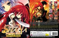 ANIME DVD Shakugan No Shana Season 1-3(1-76End)Eng sub&All region + FREE CD