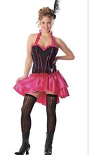 NEW PLAYBOY BUNNY SEXY Pink Cabaret ADULT HALLOWEEN Playmate COSTUME SIZE SMALL