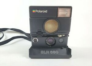 Polaroid SLR 680 Instant Camera New in Box (lot#5-3-08)