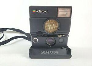 Polaroid SLR 680 Instant Camera New in Box (lot#5-3-08)