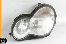 01-04 Mercedes W203 C230 C32 AMG Left Driver Side Headlight Lamp Halogen OEM
